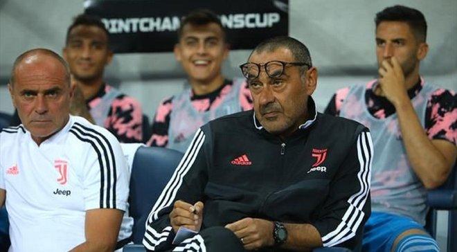 Саррі дебютує в кріслі тренера Ювентуса у матчі проти Фіорентини – фахівець переміг хворобу