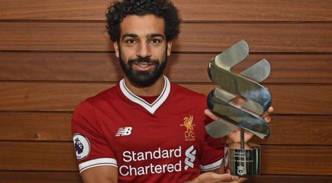 Салах – лучший игрок Ливерпуля в августе