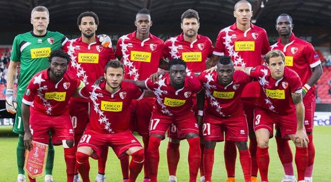 УЕФА оштрафовал швейцарскую Суперлигу за ошибочное участие команды в Лиге Европы