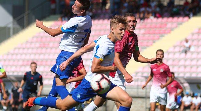 Динамо U-19 отгрузило 8 голов в ворота Львова – видео голов и обзор матча