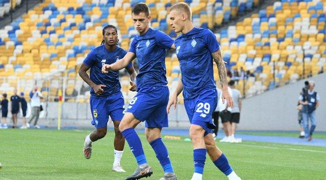 Динамо установит новый рекорд Украины перед матчем с Десной