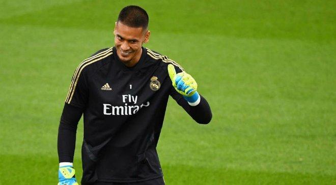Ареола прокоментував свій трансфер в Реал – легендарний кумир, боротьба з Куртуа і протистояння з колишнім клубом