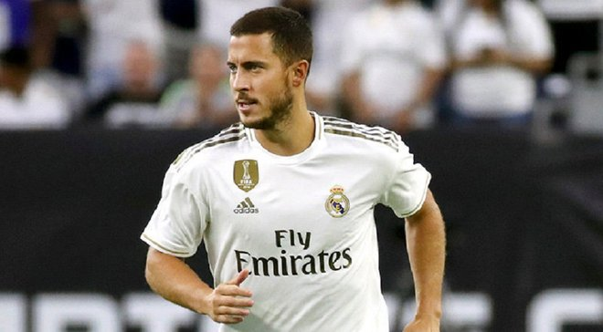 Азар попал в заявку Реала на игру с Леванте – звездный новичок может дебютировать за мадридцев в официальном матче