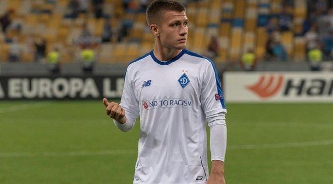 Динамо потеряло Дуэлунда из-за рецидива травмы