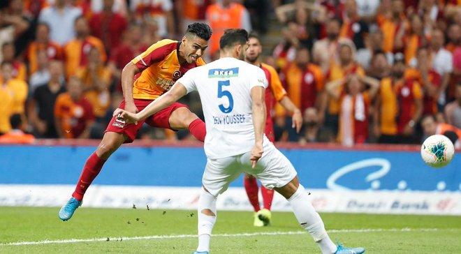 Фалькао відзначився переможним голом у дебютному матчі за Галатасарай