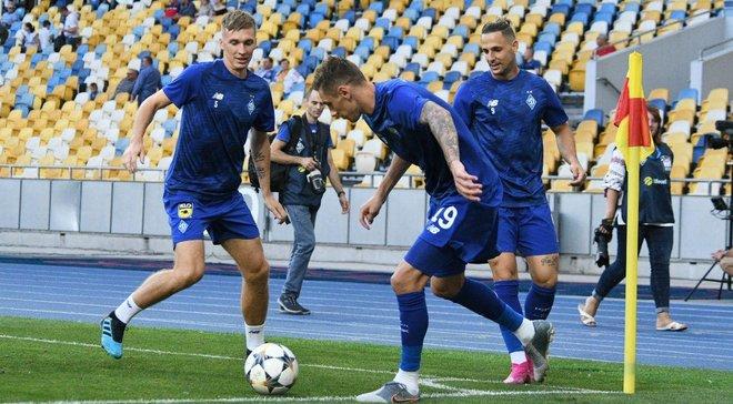 Динамо запустить нову версію офіційного сайту