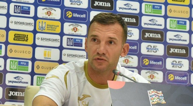 Шевченко: Я не натуралізую гравців для збірної України