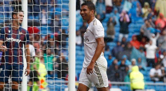 Безумная перестрелка в видеообзоре матча Реал – Леванте – 3:2