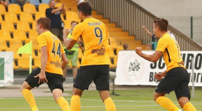 Александрия прервала впечатляющую серию в матче против СК Днепр-1