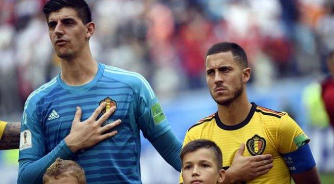 Куртуа – о тяжелой победе Реала: Я разозлился на Азара