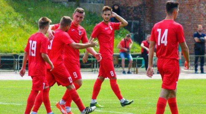 Вторая лига: Верес одолел Буковину, Тернополь победил в дерби Нив, Полесье уступило Подолью