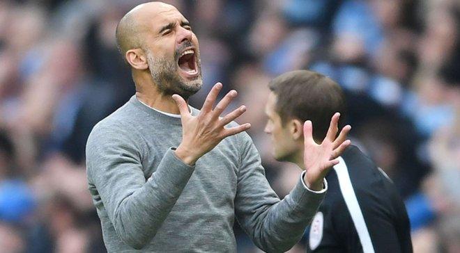 Гвардиола прокомментировал сенсационное поражение Манчестер Сити от Норвича
