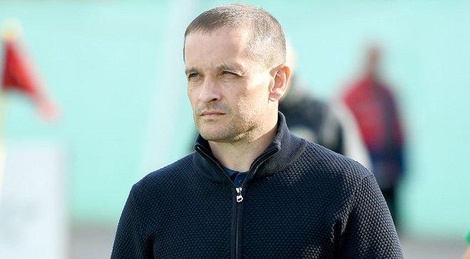 Санжар зізнався, як мотивував гравців Карпат на перемогу у матчі з Ворсклою