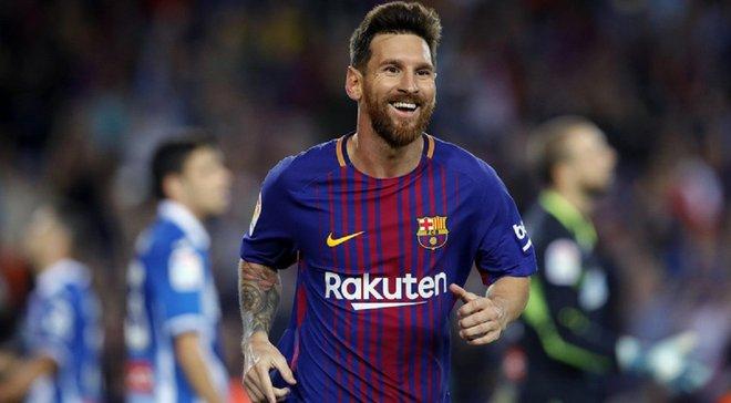 Мессі повернувся до тренувань з Барселоною перед матчем Ліги чемпіонів проти Борусії Дортмунд