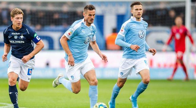 Мальме перед матчем з Динамо в Лізі Європи здолав Норчепінг