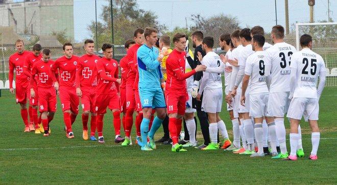 Первая лига: Волынь на последних секундах спаслась в матче с Балканами