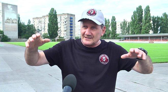Президент Горняка-Спорт обвинил Мазяра в организации договорных матчей – тренер уже покинул команду