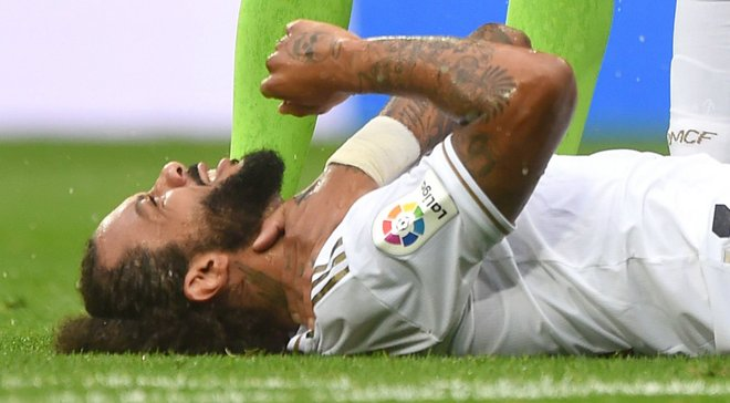 Марсело травмувався в матчі проти Леванте та вибув на невизначений термін