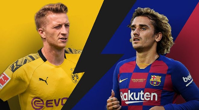 Боруссия Д – Барселона: прогноз на матч Лиги чемпионов