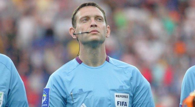 Українська бригада арбітрів обслуговуватиме матч Севільї в Лізі Європи