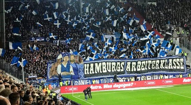 Гамбург програв Санкт-Паулі у легендарному дербі – фантастичні перфоманси фанатів і нелогічна перемога команди Тащі