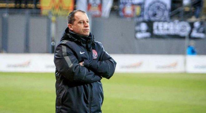 Вернидуб: Я знаю, что Заря у меня за спиной месяца два-три искала нового тренера