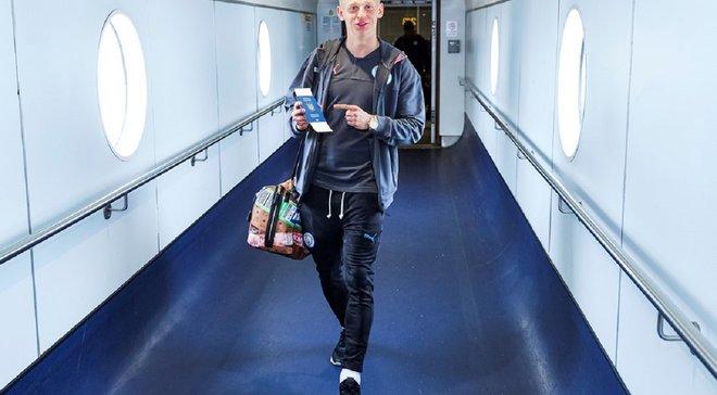 Зінченко: Гравці Манчестер Сіті вже придивляються до квартир у Харкові