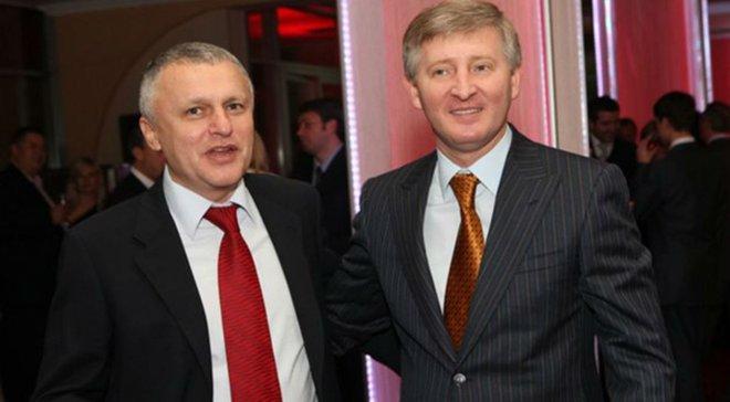 Суркіс vs Ахметов: Несенюк назвав різницю між президентами Динамо та Шахтаря