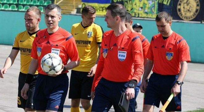 Маріуполь – Динамо: УАФ призначила арбітра перенесеного матчу 4 туру УПЛ
