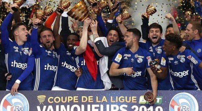 Франція відмовилась від розіграшу Кубка ліги