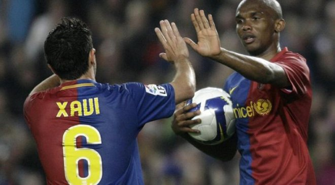 """Это'О """"пригрозил"""" Хави убийством, если испанец не возглавит Барселону"""