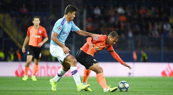 Головні новини футболу 18 вересня: Шахтар без шансів програв Манчестер Сіті в Лізі чемпіонів, ПСЖ розгромив Реал