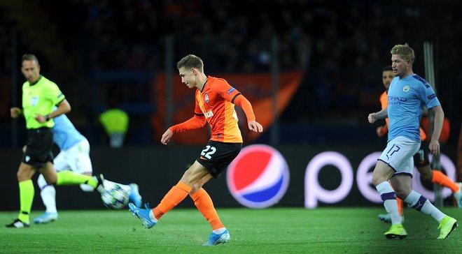 Матвієнко назвав причини розгромної поразки від Манчестер Сіті