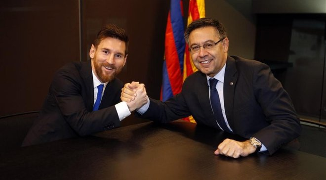 Барселона объявила о рекордном доходе по итогам сезона 2018/19