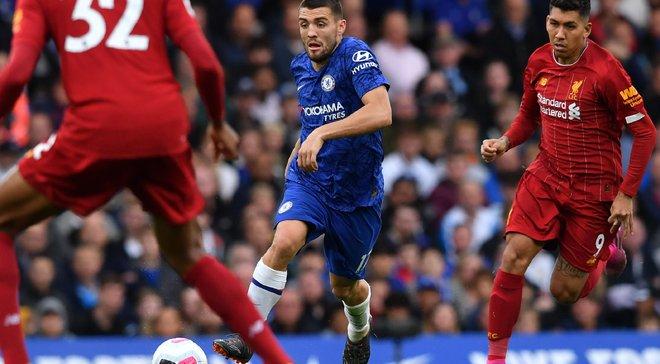 Челсі – Ліверпуль – 1:2 – відео голів та огляд матчу