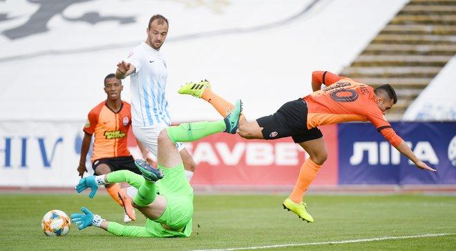 Десна – Шахтер – 0:1 – видео гола и обзор матча