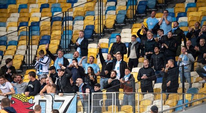 Динамо – Мальме: стартовий матч киян у Лізі Європи відвідав 22 321 вболівальник