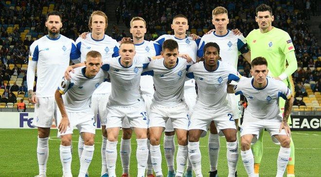 Головні новини футболу 19 вересня: Динамо здолало Мальме в Лізі Європи, Олександрія програла, збірна України – в топ-25