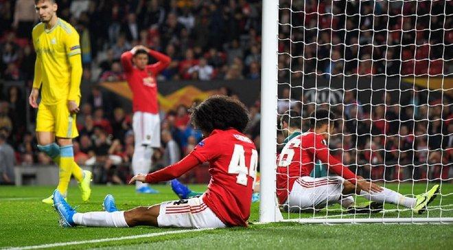 Манчестер Юнайтед виставив наймолодший склад у єврокубках з часів Фергюсона