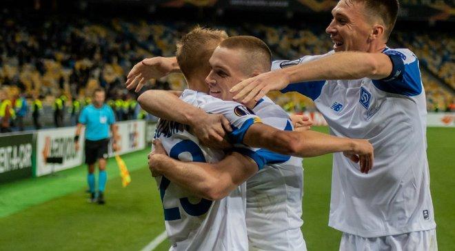 Динамо – Мальме: определился лучший игрок поединка Лиги Европы по версии InStat