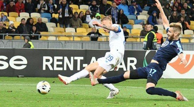 Буряк: Динамо играло с Мальме на истерике – игроки себя насиловали
