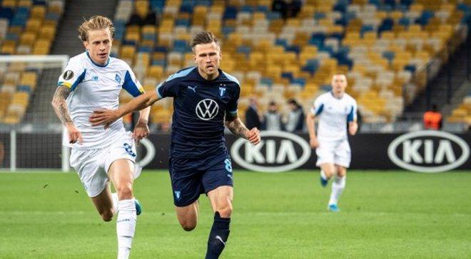 Головко указал на ошибки Динамо в матче против Мальме