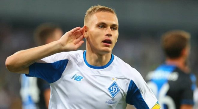 Динамо – Мальме: гол Буяльського став тричі ювілейним