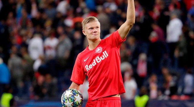 Холанд стал лучшим игроком недели в Лиге чемпионов