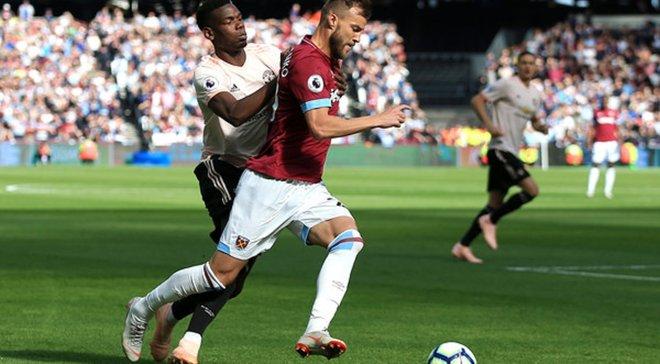 Вест Хем – Манчестер Юнайтед: онлайн-трансляція матчу – як це було