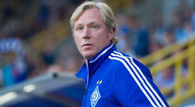 Михайличенко мог покинуть Динамо после двух стартовых ничьих, – Бурбас