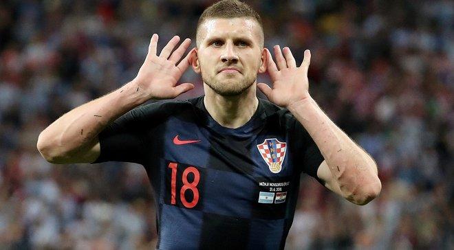 Ребич дисквалифицирован на пять еврокубковых матчей за оскорбление арбитра