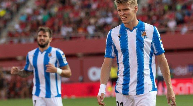 Едегор став найкращим гравцем місяця в Реал Сосьєдаді та отримав незвичний приз