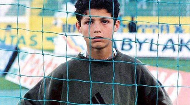 Мати Роналду зізналась, за який клуб вболівав Кріштіану в дитинстві