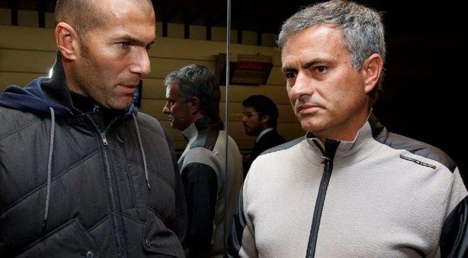 Зидан отреагировал на слухи о возвращении Моуринью в Реал